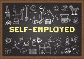 self employed