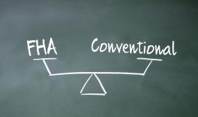 Conventional vs FHA