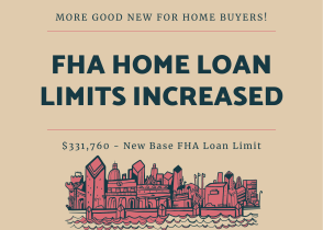 FHA Loan Limits 2020