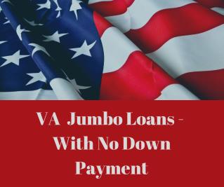 VA Jumbo Loans